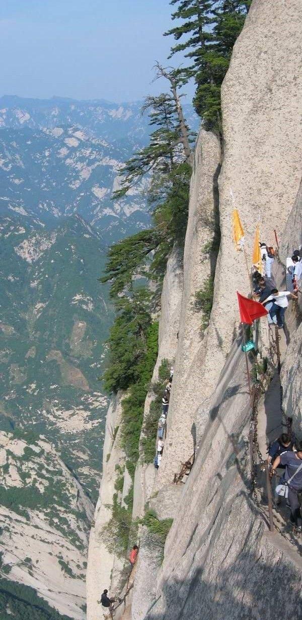 Caminho de Huashan 07