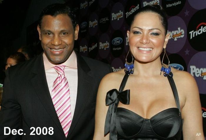 Sammy Sosa, f� de Michael Jackson?