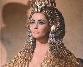 Cleópatra era nariguda, queixuda e negra
