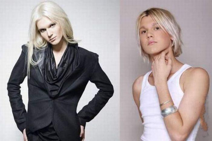 Andr�ginos: homem ou mulher? 13