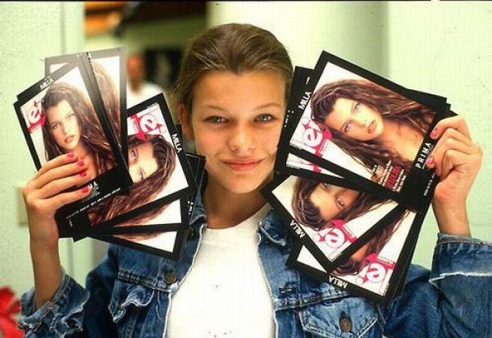Fotos raras de gente famosa 3