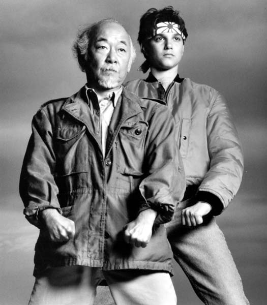 Jackie Chan será o Sr. Miyagi no remake de Karatê kid