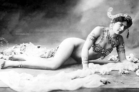 Mata-Hari, a dançarina espiã