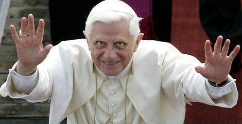 Dura advertência do papa Bento XVI
