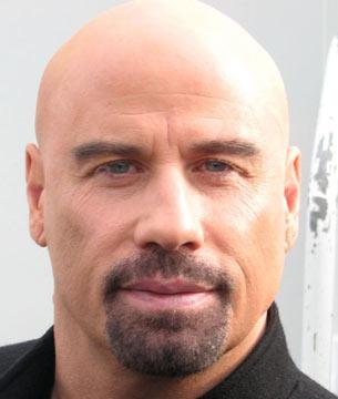 John Travolta irreconhecível em novo filme