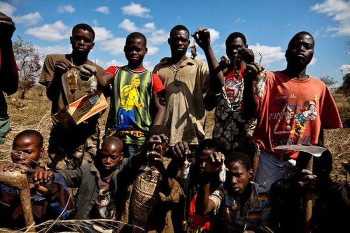 Os caçadores de ratos de moçambique 03
