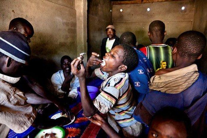 Os caçadores de ratos de moçambique 21