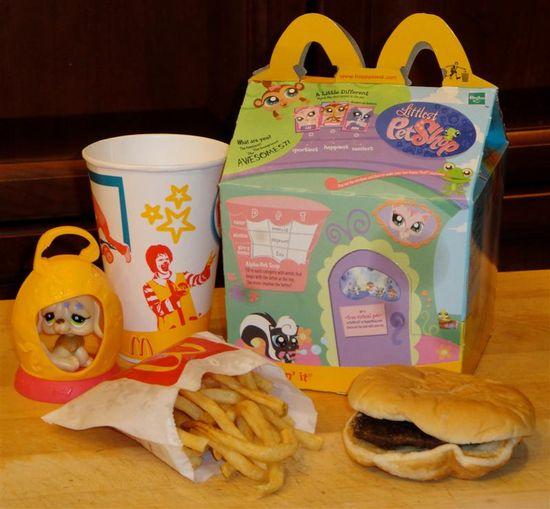 Hambúrguer McDonald's que não apodrece