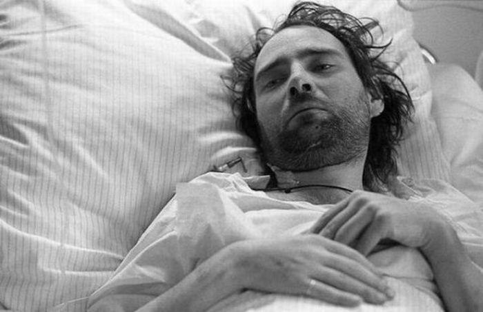 A agonia de Robert