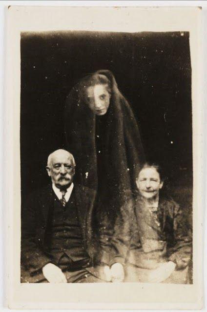 Espíritos e fantasmas antigos
