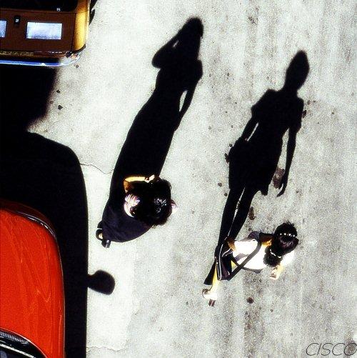 Quando as sombras criam vida