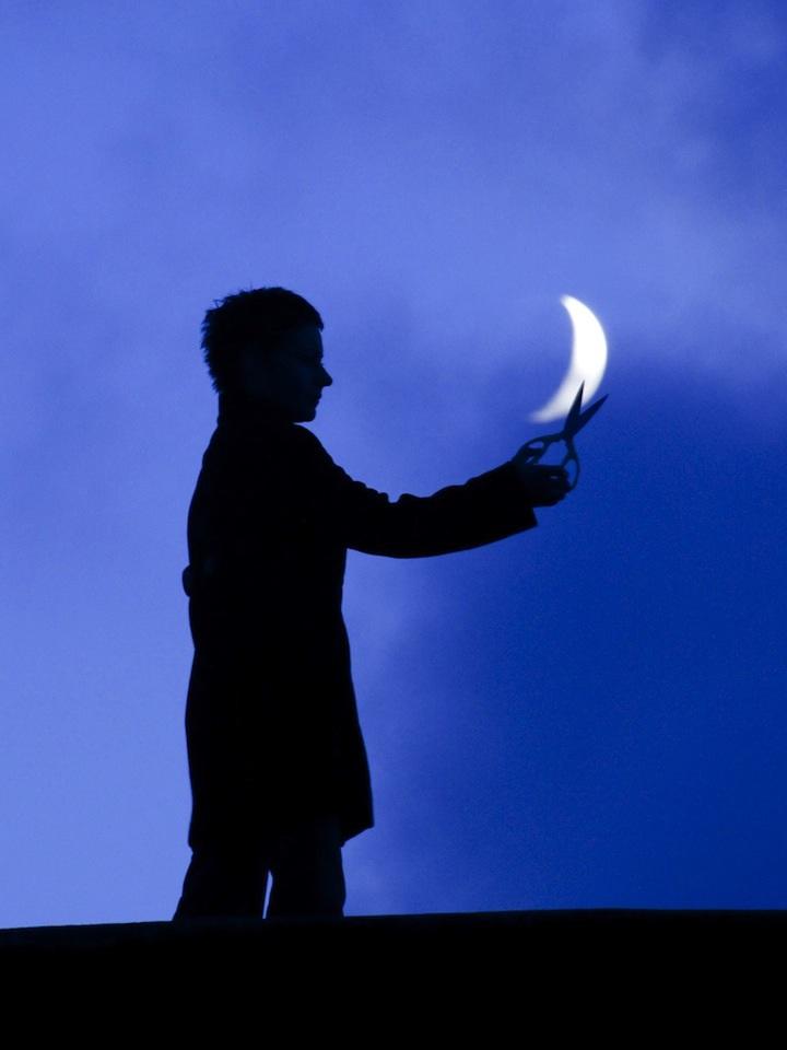 Lua charmosa 04