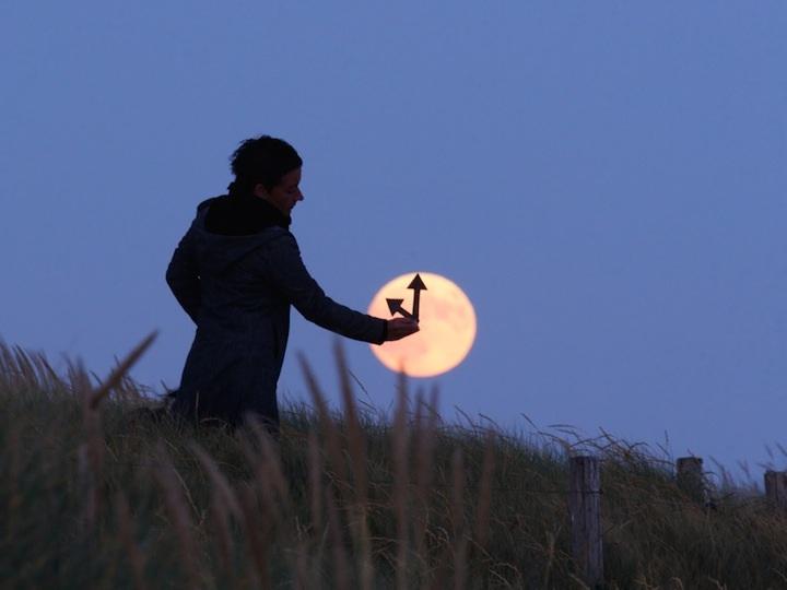 Lua charmosa 07