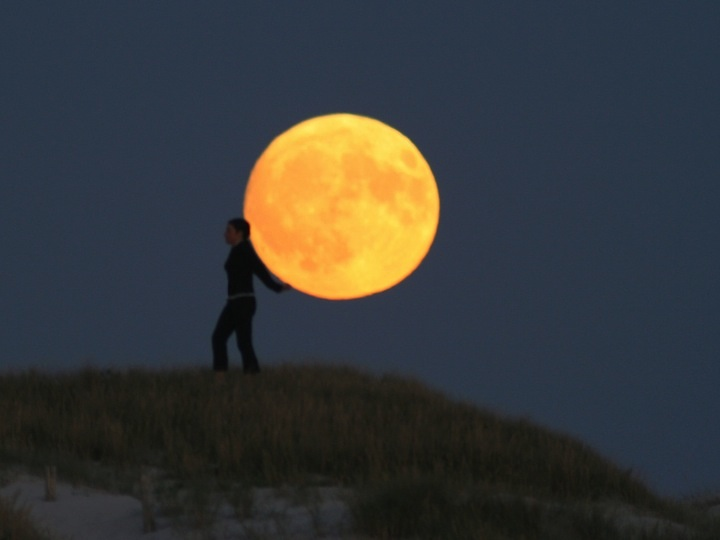 Lua charmosa 08