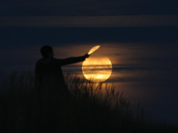 Lua charmosa 10