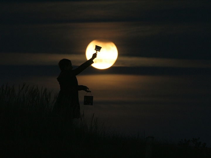 Lua charmosa 11