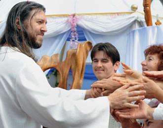 Homem siberiano diz ser a reencarnação de Jesus