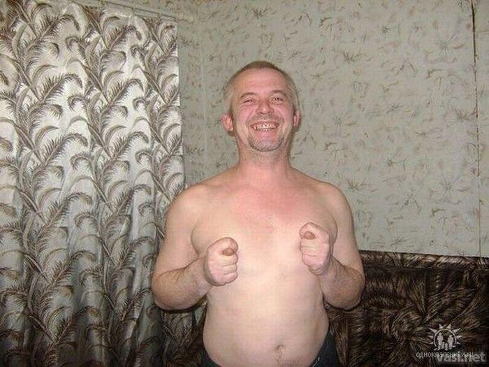Gente marmota das redes sociais russas 11
