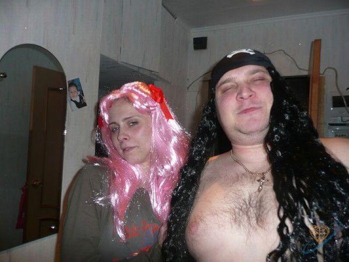Gente marmota das redes sociais russas 44