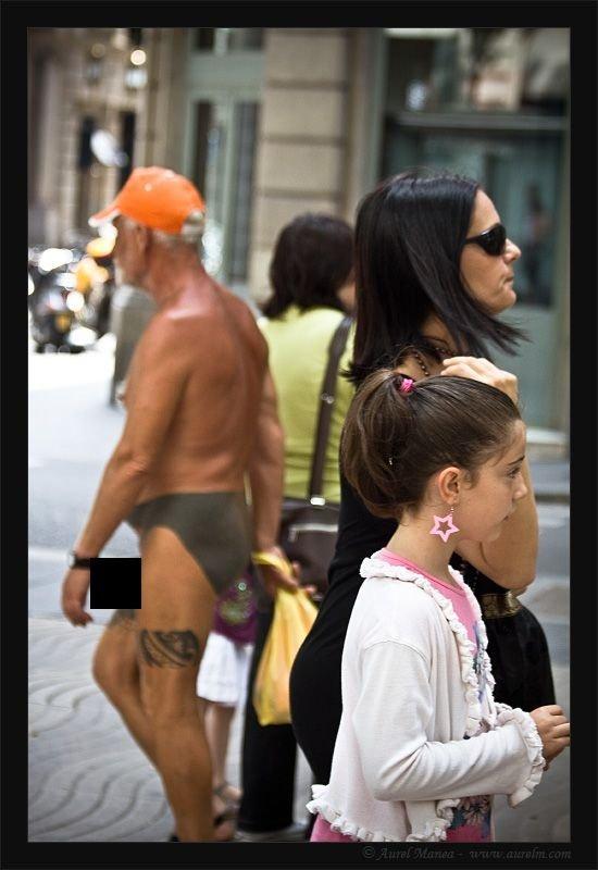 O peladão de Barcelona