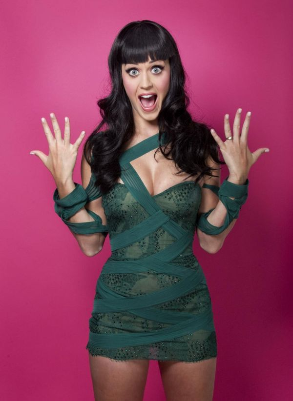Katy Perry, Miss Simpatia