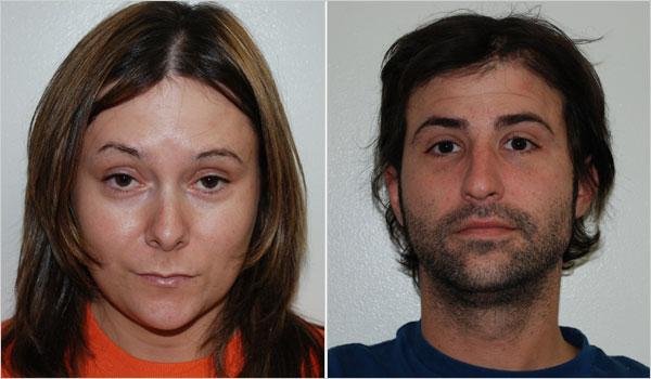 Foram presos por rechear pizza com muco nasal