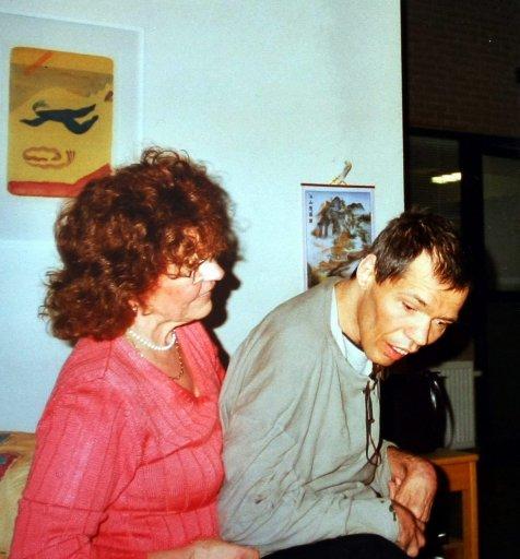 Belga passou 23 anos preso dentro do próprio corpo