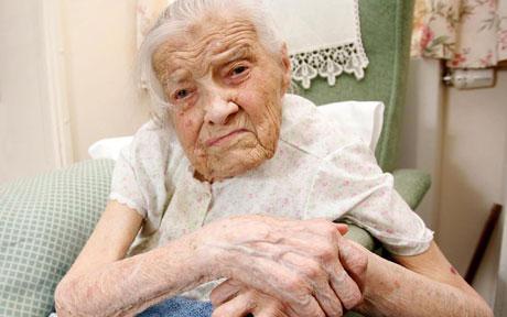 A virgem mais velha do mundo