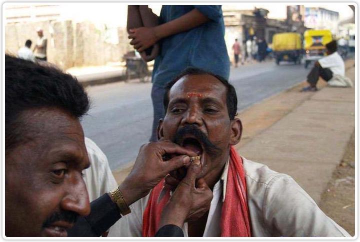 Dentistas de rua 09