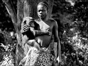 Ota Benga, um pigmeu no z�o de Nova Iorque