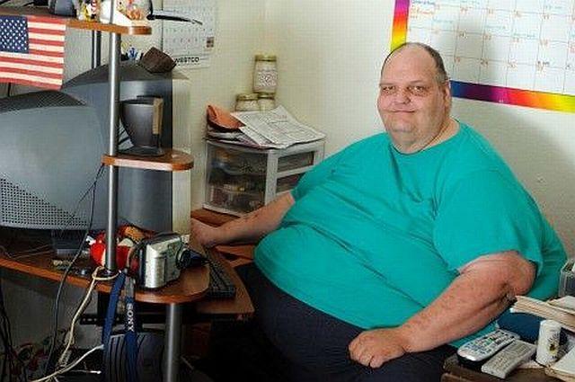 Patrick Deuel, o homem que chegou a pesar 500 quilos