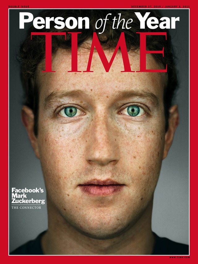 O reptiliano Mark Zuckeberg
