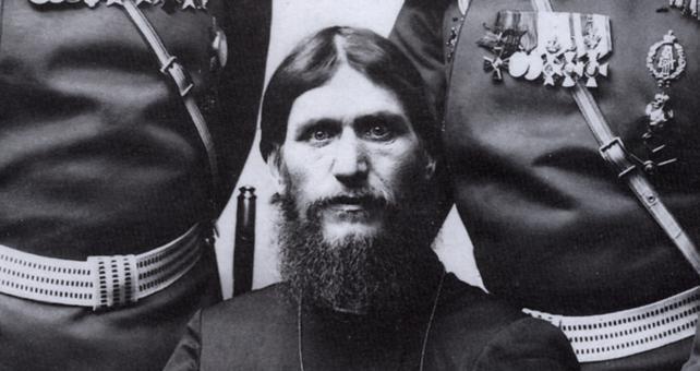 Rasputin em 1904