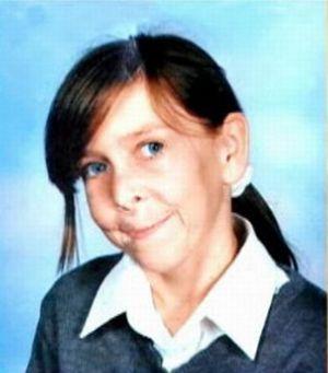 Garota de 13 anos com apar�ncia de idosa