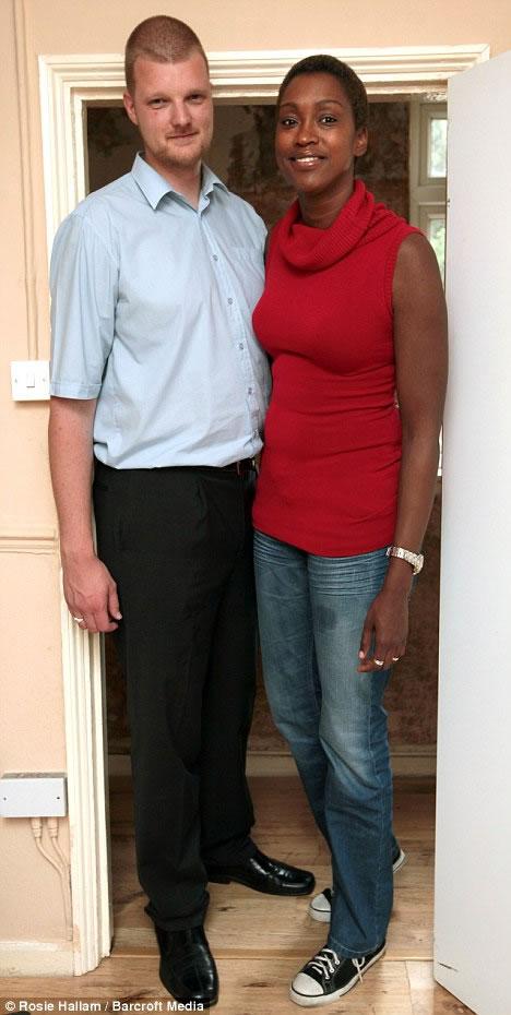 O casal mais alto do mundo