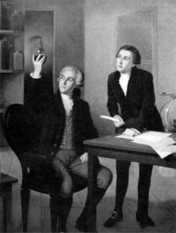 O último dia de Lavoisier