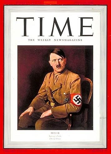 Hitler, homem do ano