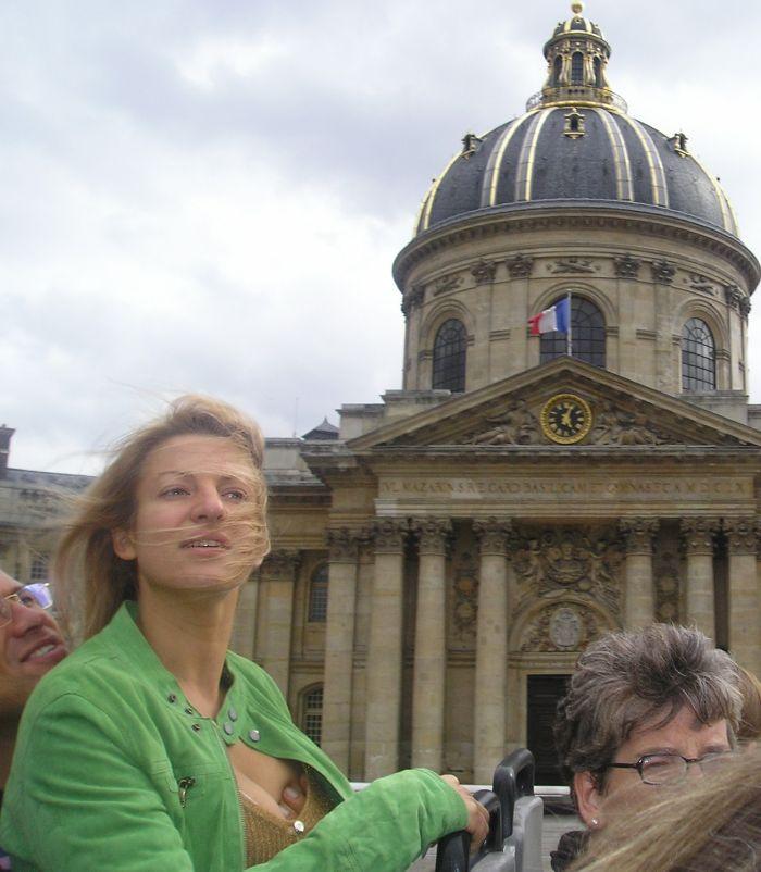 Paris, a cidade dos amantes