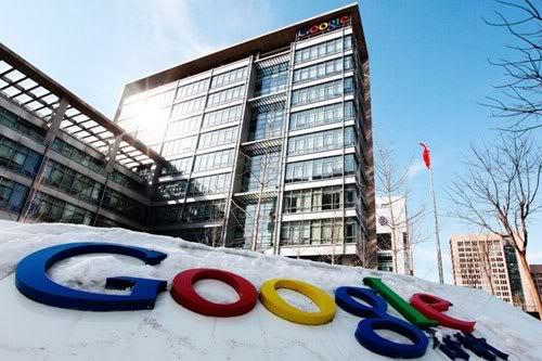 Google sozinha contra China