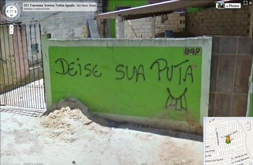 Algumas imagens do Google Stree View no Brasil 01
