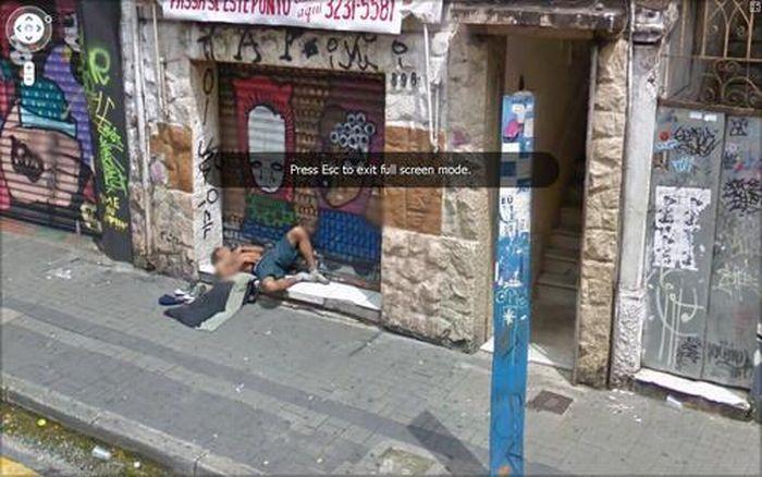 Algumas imagens do Google Stree View no Brasil 06