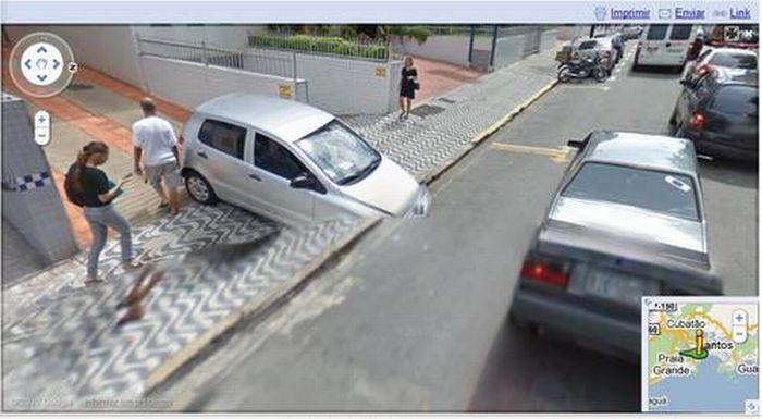 Algumas imagens do Google Stree View no Brasil 07