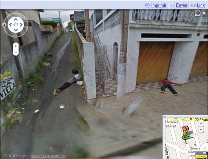 Algumas imagens do Google Stree View no Brasil 08
