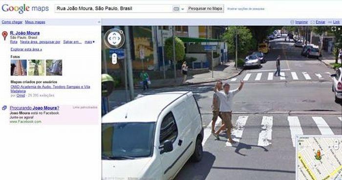 Algumas imagens do Google Stree View no Brasil 11