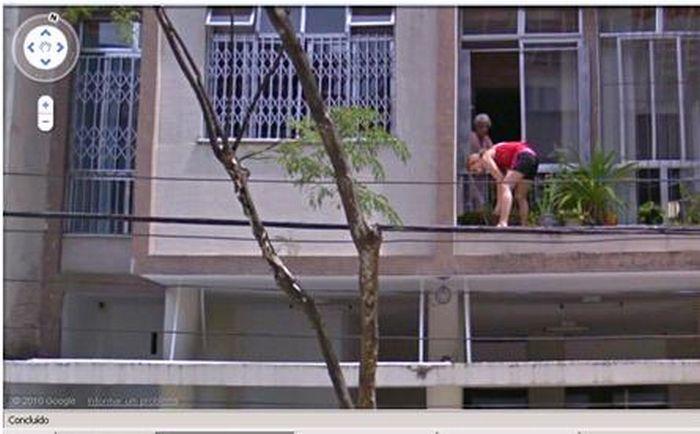 Algumas imagens do Google Stree View no Brasil 12
