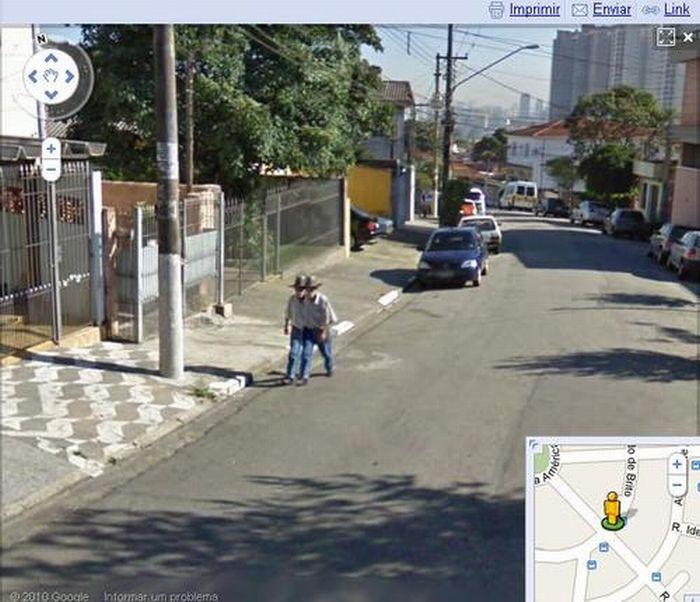 Algumas imagens do Google Stree View no Brasil 13