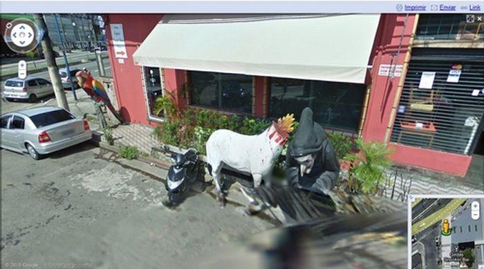 Algumas imagens do Google Stree View no Brasil 15