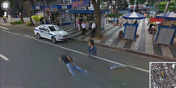 Algumas imagens do Google Stree View no Brasil 16
