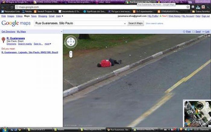 Algumas imagens do Google Stree View no Brasil 17
