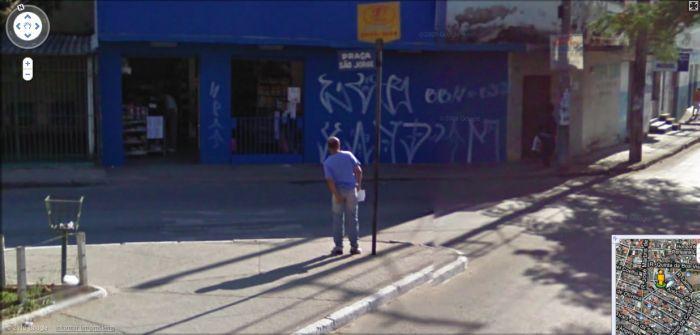 Algumas imagens do Google Stree View no Brasil 18